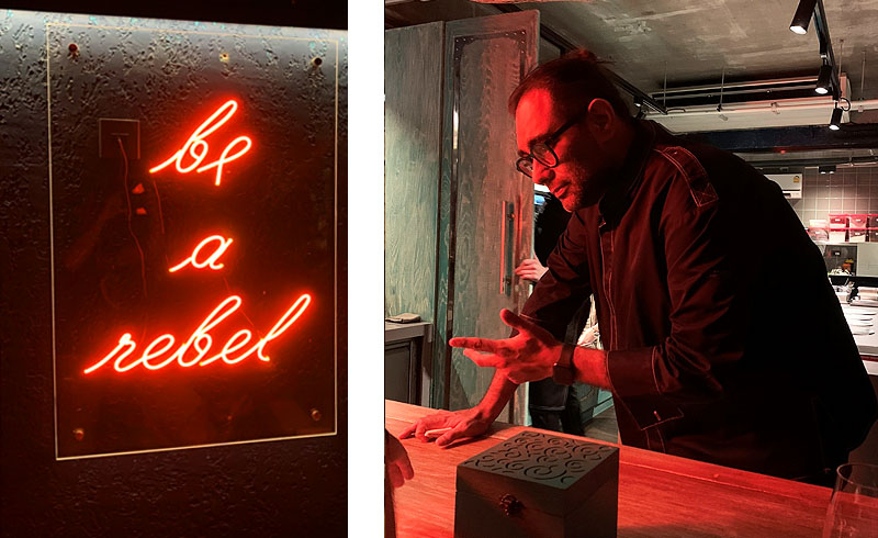 be a rebel gaggan anand