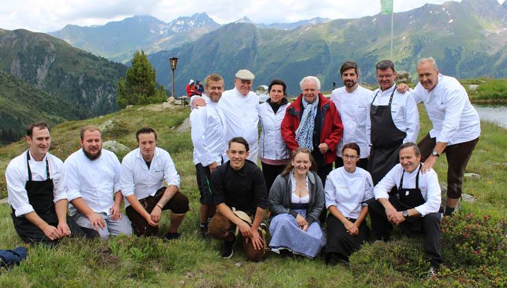 culinaire Jakobsweg 2018 cuisine