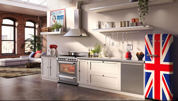 Smeg Kühlschrank Dolce Und Gabbana : Smeg küchengeräte kühlschränke herde ofen geschirrspüler