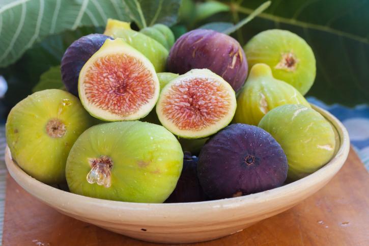 Griechische Früchte