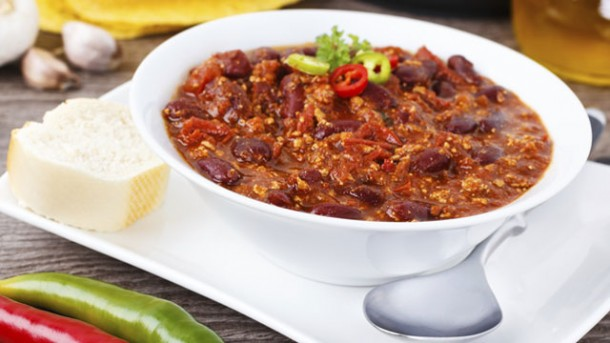 Chili Con Carne Texas Style Mit Kaffee Und Bier Worlds Of Food