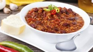 Chili con Carne - Texas Style mit Kaffee und Bier
