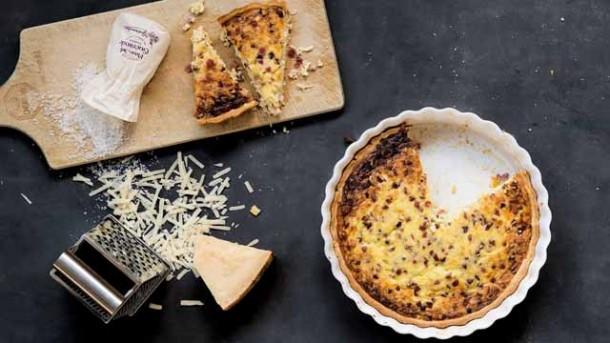 Rezept Franzosische Quiche Lorraine Worlds Of Food Kochen