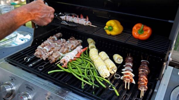 Fisch Gasgrill : Gas oder holzkohle u2013 vor und nachteile worlds of food kochen