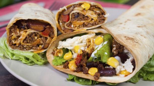 Rezepte mit hackfleisch mexikanisch gesundes essen und for Mexikanisch kochen