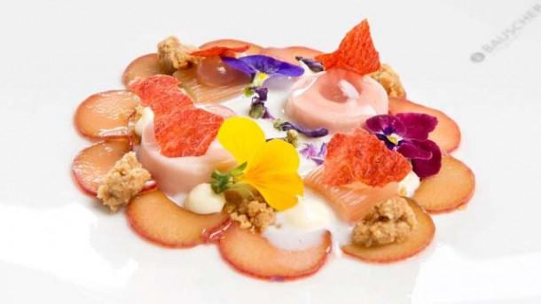 Koch des jahres teilnehmer florian volke worlds of food for Koch des jahres