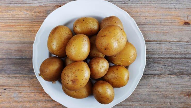 Gekochte kartoffeln aufbewahren