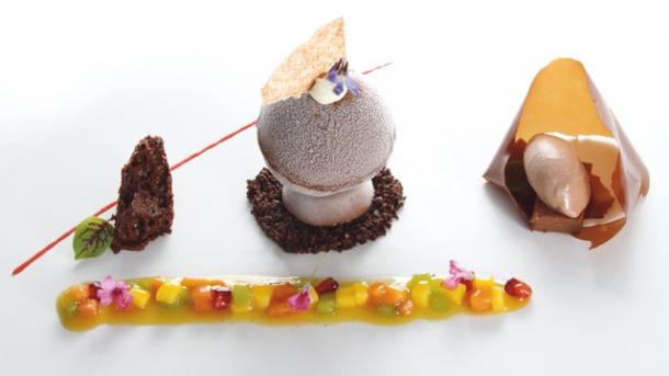 Top Süßer Wettstreit um das beste Schokoladen-Dessert - worlds of food  AJ79
