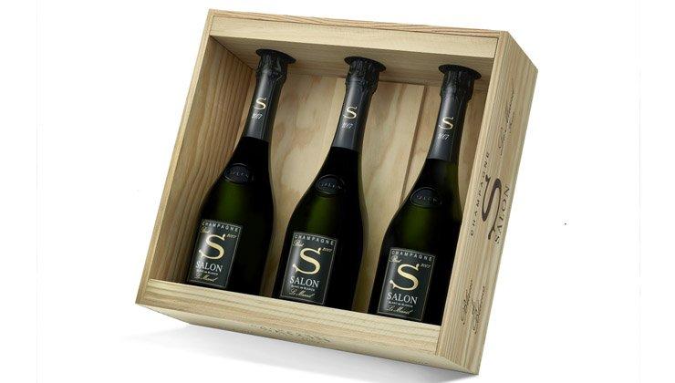 Champagne SALON 2007 – ein Diamant - worlds of food - Kochen ...