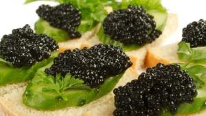 Kaviar Fischeier