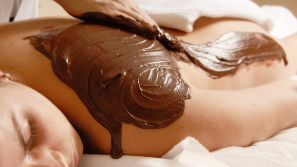 Schokolade als Wellness-Produkt - Die Hot Chocolate Massage