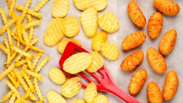 Kartoffel Variationen