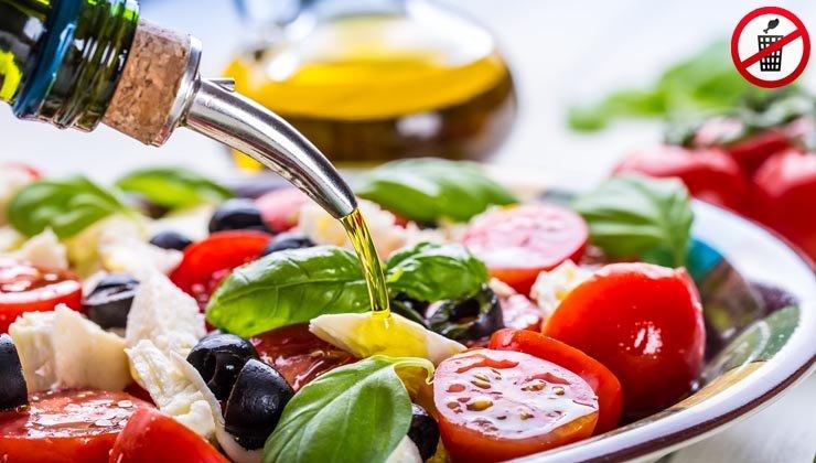 Mediterrane Küche: sommerlicher Genuss ohne Reste - worlds of food ...