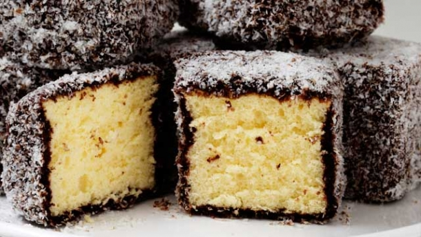 Rezept: Lamington