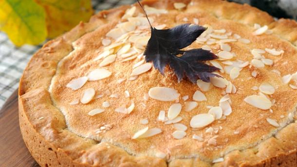rezept krbis mandel kuchen - Ayurveda Kuche Rezepte