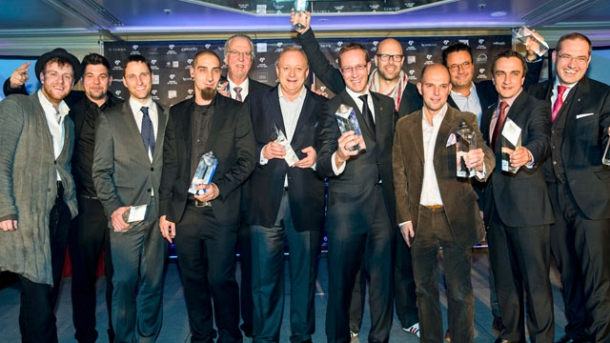 Die Gewinner des LEADERS OF THE YEAR AWARDS 2012 stehen fest