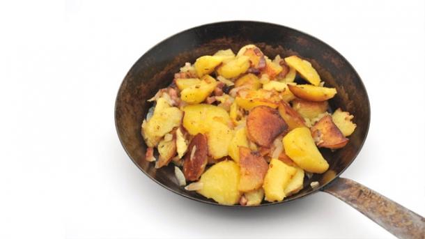 c048242db0 Wie gelingen Bratkartoffeln - worlds of food - Kochen Rezepte Küchentipps  Diät gesunde Ernährung Gourmet