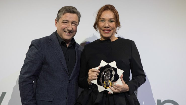 Leonor Espinosa erhält den Basque Culinary World Prize 2017