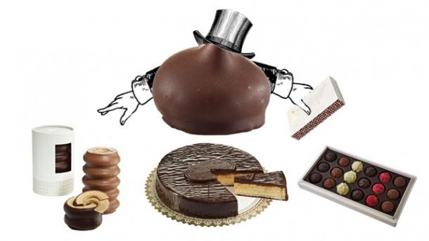 die ideale geschenkidee zu weihnachten das schokoladen. Black Bedroom Furniture Sets. Home Design Ideas