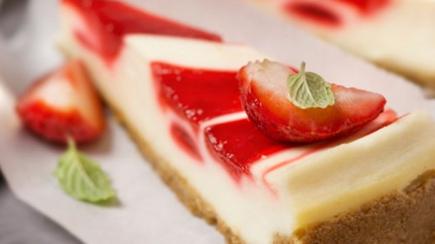 Rezept: Strawberry-Cheesecake