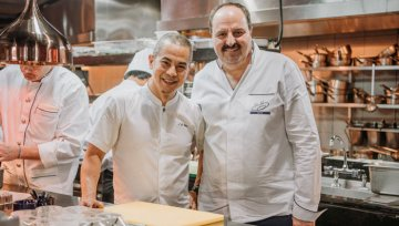 Asia meets Germany – Johann Lafer trifft Chef Wai