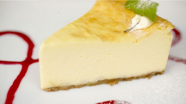 Rezept: New York Cheesecake