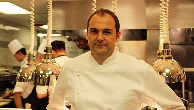 Interview mit Daniel Humm: Make it nice!