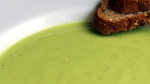 Avocado-Suppe