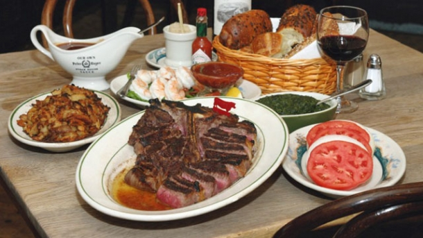 New York: Hauptstadt der Steaks
