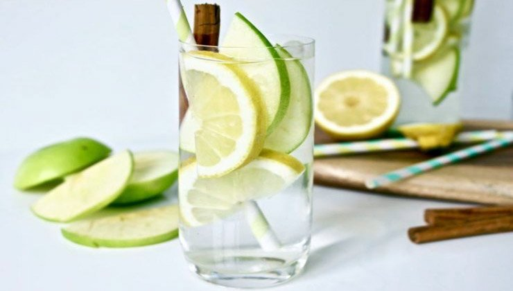 Infused Mineral Water