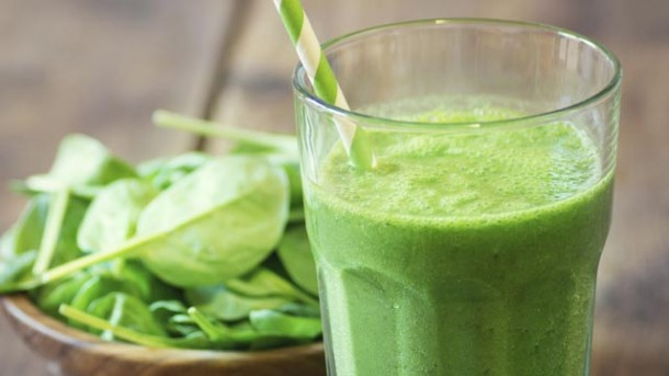 Rezept: Green Smoothie